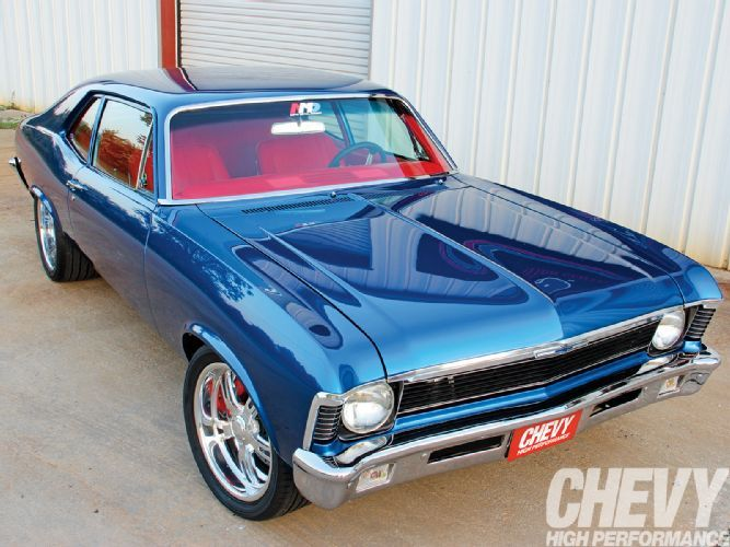 1971 Chevy Nova - Wicked-Fast Fun - Chevrolet High Performance