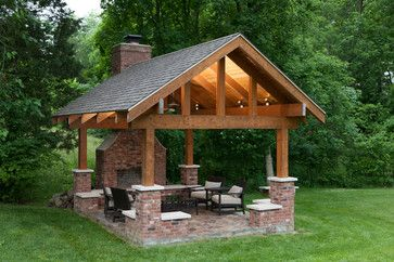 Stanton Outdoor - Traditional - Patio - Louisville - Jonathan Stanton, Inc