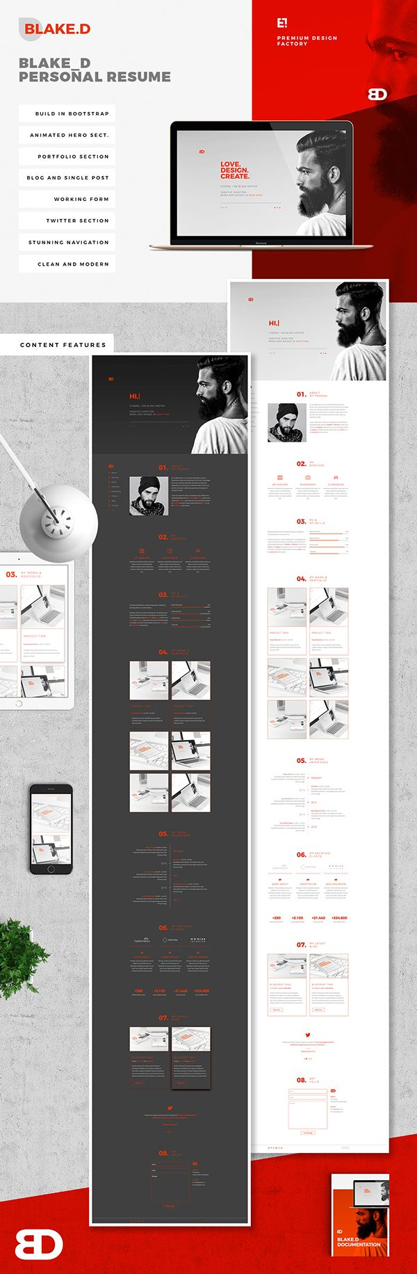 Best 25 Html contact form ideas on Pinterest Personal website