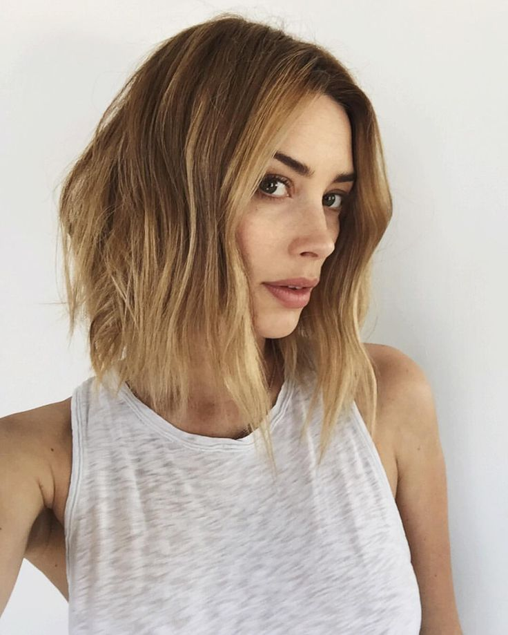 "Arielle Vandenberg on Instagram: ""Freshy fresh doo. """