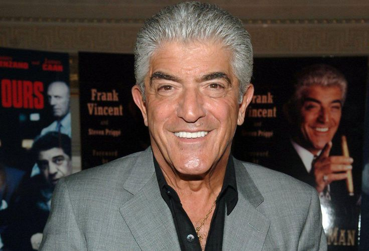 'The Sopranos' and 'Goodfellas' actor Frank Vincent dead at 80 - NY Daily News 20170915