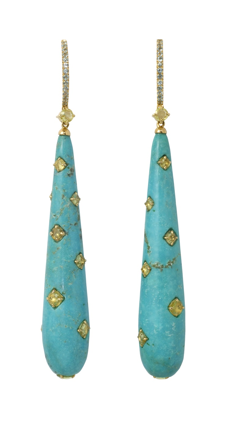 Eternamé Earrings - Couture Collection www.etername.fr