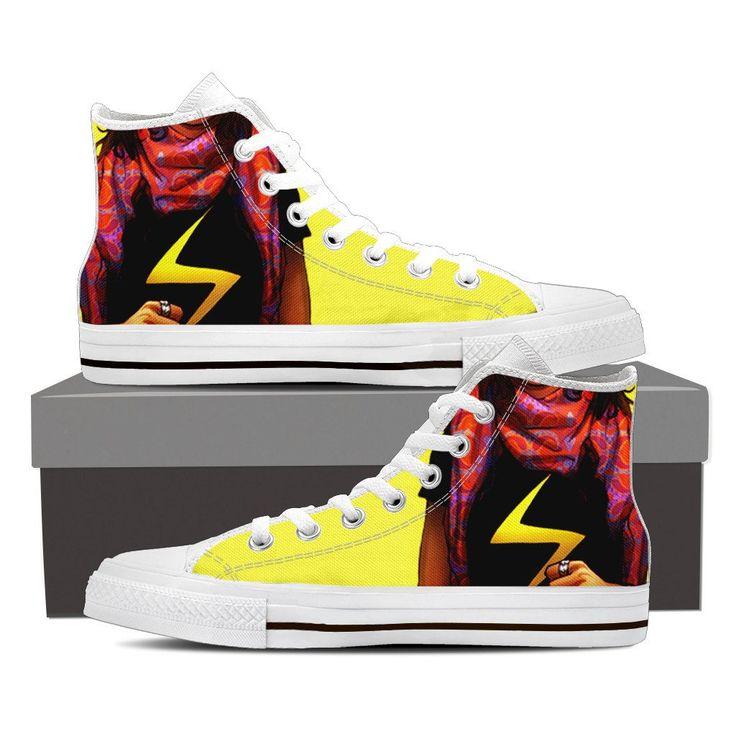 Ms Marvel Shoes V2