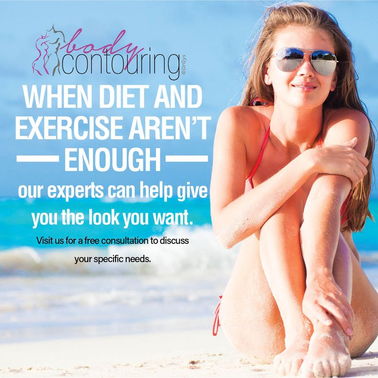 Are you finding exercise and diet isn't enough? Contact us about #contouring treatments. 087 802 2838 | hello@drgys.com