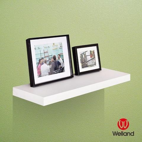 12 Inch Deep Grande Floating Wall Shelf 23 62 L X 11 81 D X 2 T Floating Wall Shelves Floating Wall Wall Bookshelves