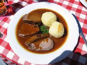 Original Sauerbraten   German recipes