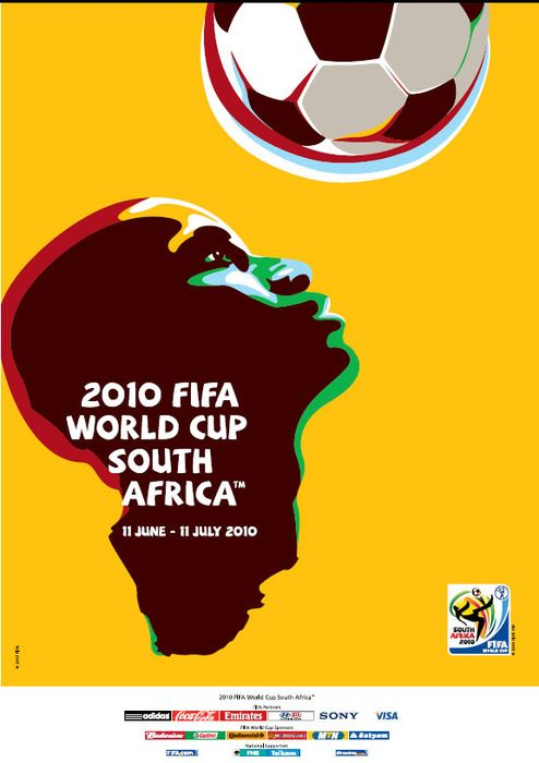 2010 World Cup poster   South Africa