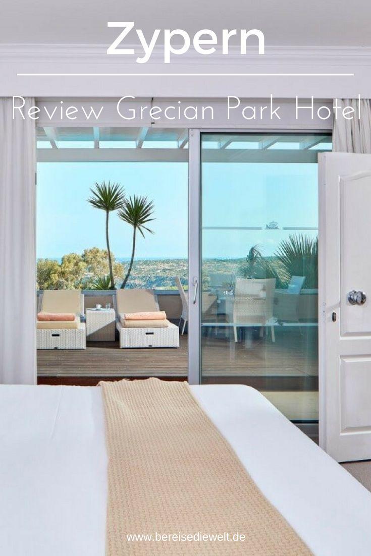 Grecian Park Hotel auf Zypern – Schwelgen im puren Luxus mit Blick auf tiefblaue Buchten #zypern #cypurs #grecianparkhotel
