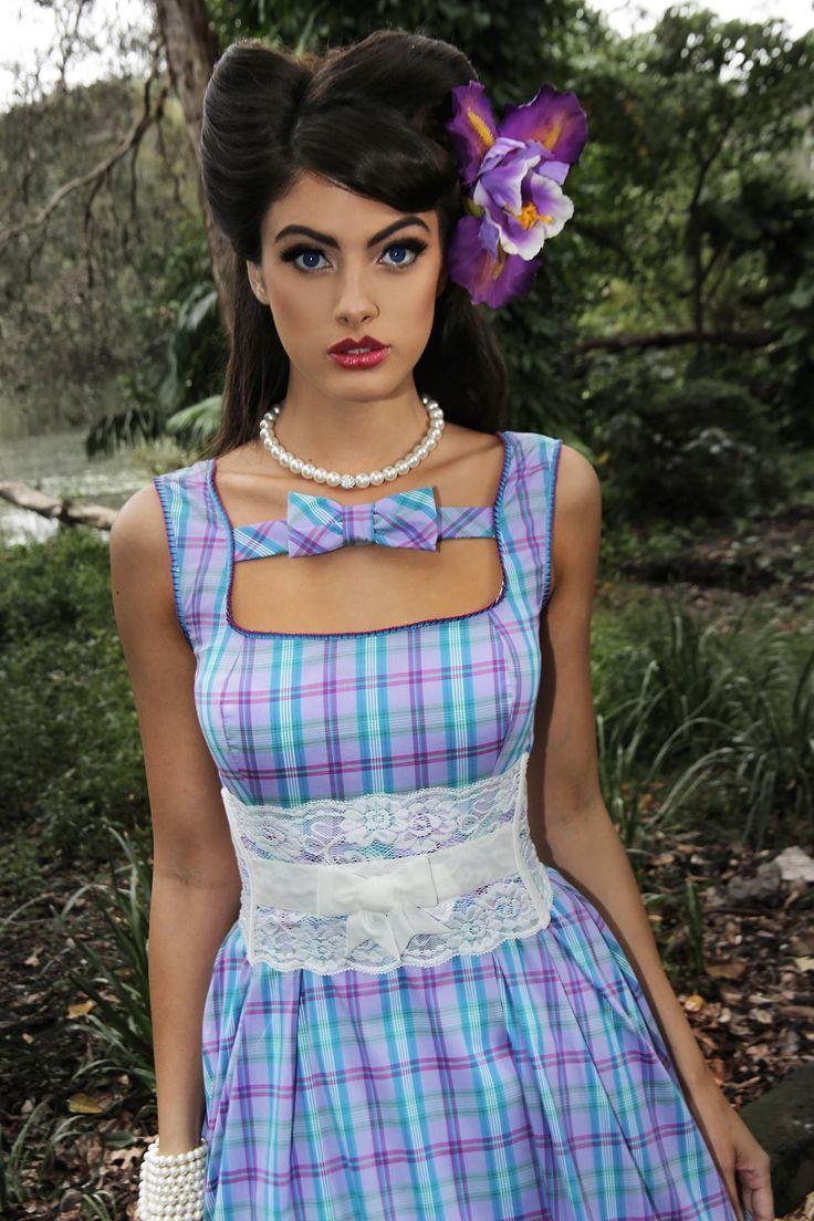 Yasmin Bow Dress