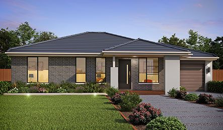 Our Hazelwood Facade. Visit our website for more information on our range of options for your new home.