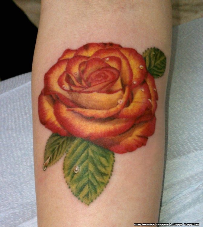 56 best images about Rose Tattoos on Pinterest | Ink ...