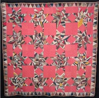 166 best Quilts ~ Scrap, Strip and String images on Pinterest ... : crazy star quilt pattern - Adamdwight.com