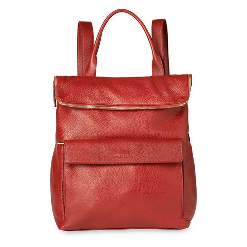 Verity Backpack, in Dark Red | Whistles