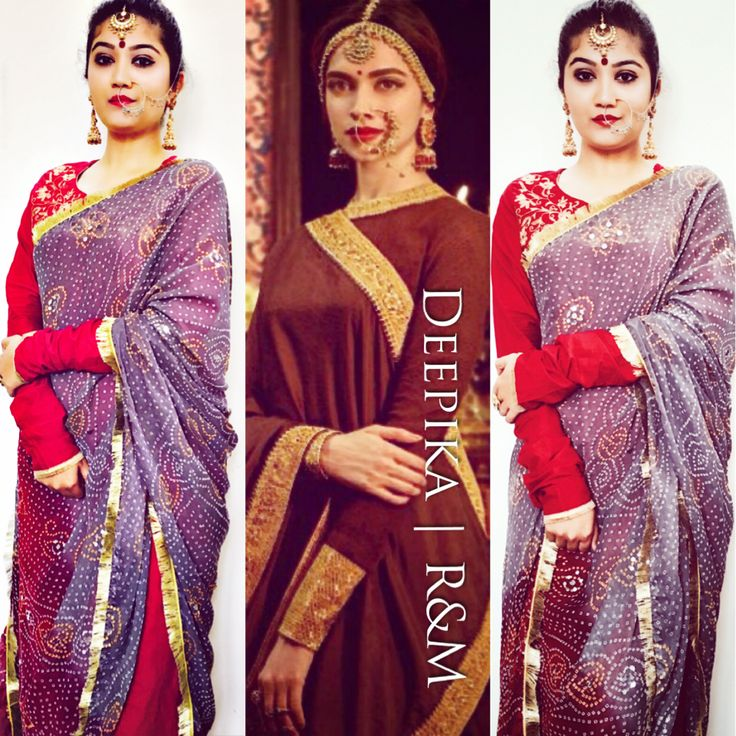 #deepikapadukone #indianwear #bollywoodglam #thernm