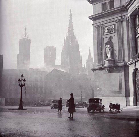 Barcelona 1945