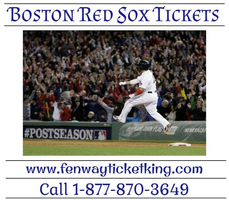 To use Boston Red Sox Tickets once log on: http://www.fenwayticketking.com/boston_red_sox_schedule.html