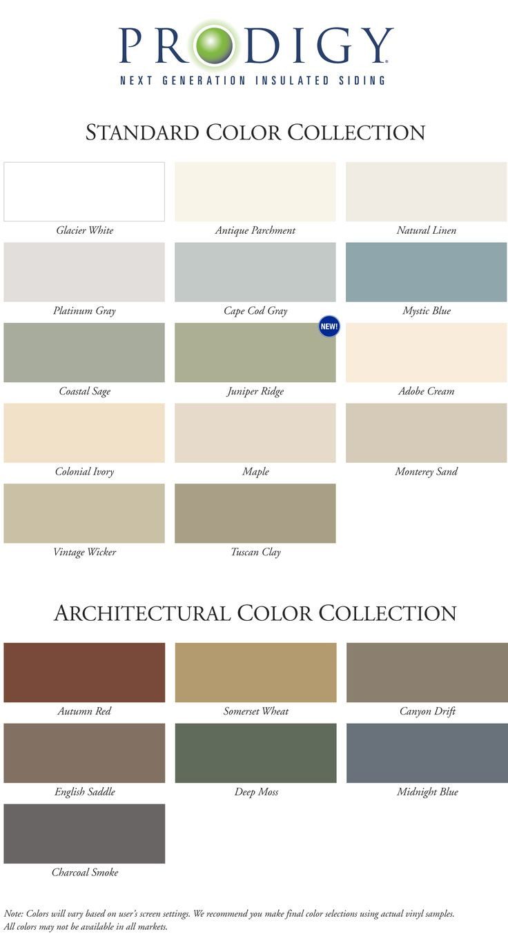 Color for house exterior fabulous home design for Popular vinyl siding colors