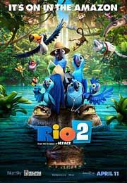 Rio 2 (2014) Hindi Dubbed Full Movies Watch Online free HD
