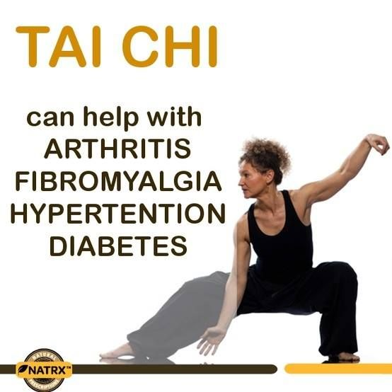Tia Chi can help with fibromyalgia and other conditions.