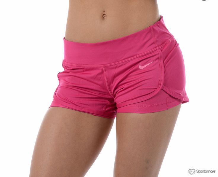 Nike - Court Short - Shorts - Rosa - Dam | www.sportamore.se | Sportamore.se - Kläder Träning & Gym