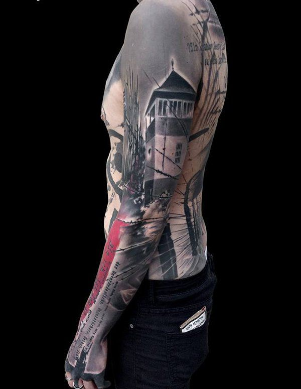 Cool full sleeve tattoo - 80+ Awesome Examples of Full Sleeve Tattoo Ideas