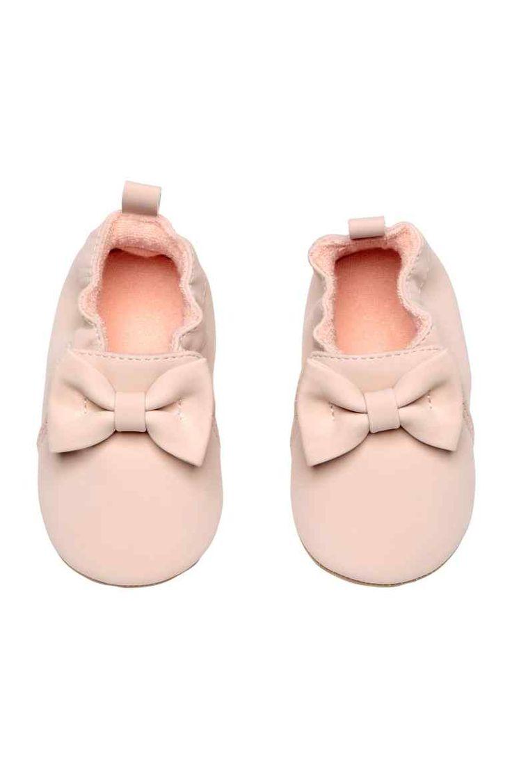 Papuci moi - Roz-pudrat - COPII | H&M RO 1
