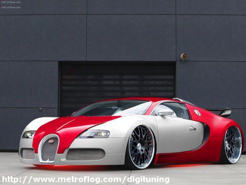 Superb BUGATTI VEYRON TUNING | Tuning Cars Garage Photo Gallery