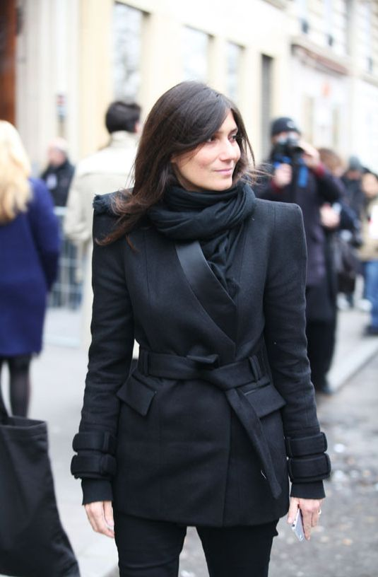 Emmanuelle Alt - Page 57 - the Fashion Spot CLICK THIS PIN if you want to learn how you can EARN MONEY while surfing on Pinterest
