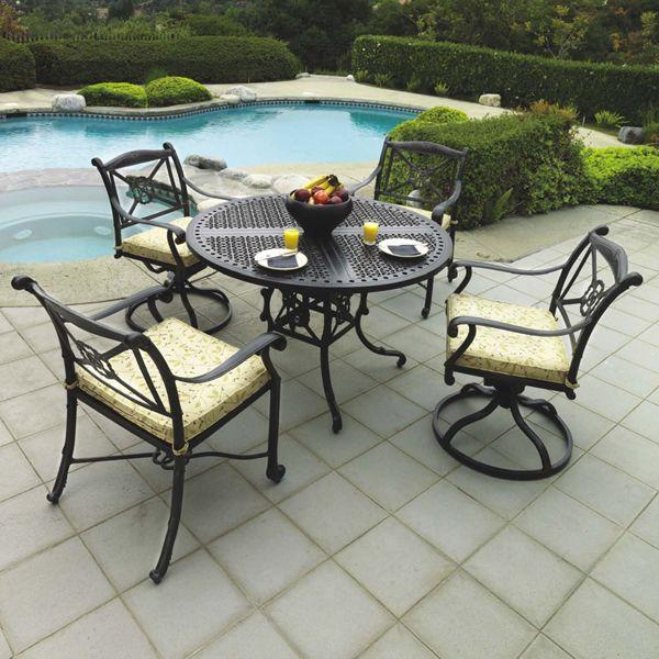 66 best Gensun Patio Furniture images on Pinterest | Sunbrella ...