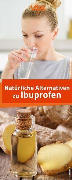 Ein Allroundtalent wie Ibuprofen ist natürlich besonders angenehm und praktisch, doch gesund ist es für euren Körper auf die Dauer nicht. Damit Ihr in Zukunft auf natürlichere Schmerzmittel zurückgreift, zeigen wir Euch tolle Alternativen zu Ibuprofen, die mindestens genau so gut die Schmerzen hemmen und lindern.