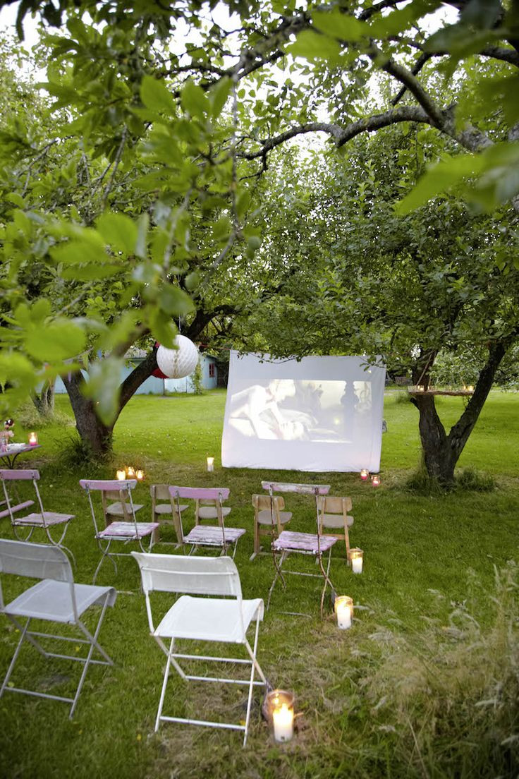 Outdoor Cinema, Openair Kino, Sommer, tastesheriff.com