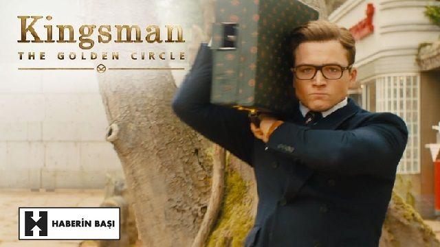 Kingsman: Altın Çember Filminin Fragmanı Yayınlandı Eylül ayında sinemalarda fırtınalar kopacak gibi görünüyor, kaliteli filmlerin izleyici karşısına