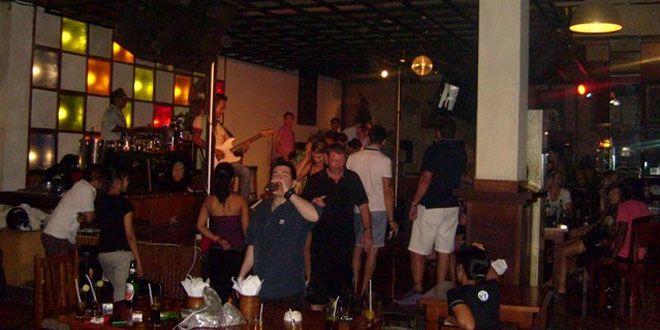 Santa Fe Bar & Grill Seminyak Bali