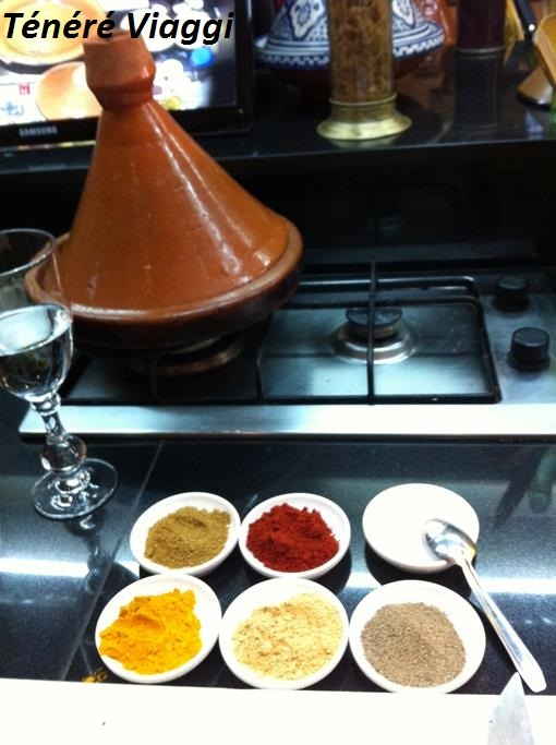 Ténéré Viaggi - Corso di cucina a Marrakech