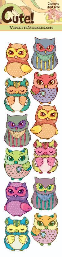 QT-21 Owls