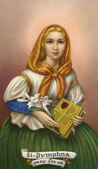 patron saint of epilepsy catholic