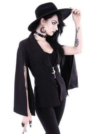 Goddess Gothic Jacket #womensGothicjacket