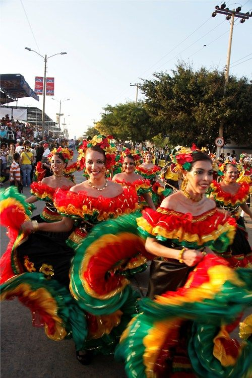 Barranquilla Carnival, Colombia. UNESCO Masterpieces of the Oral and Intangible Heritage of Humanity