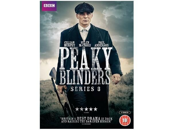 Peaky Blinders: Series 3 - UK Region
