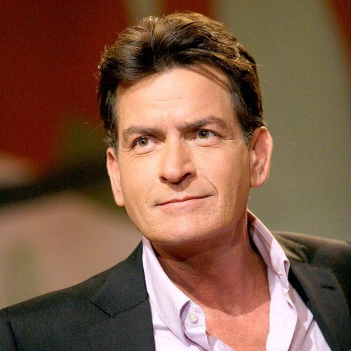 Charlie Sheen - I feel he has severe issues and I am sympathetic but sorry Charlie I just can't stomach ya.