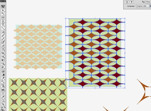 2012 Spoonflower Staff Challenge Pt. 4: Transforming An Old Dresser With Fabric