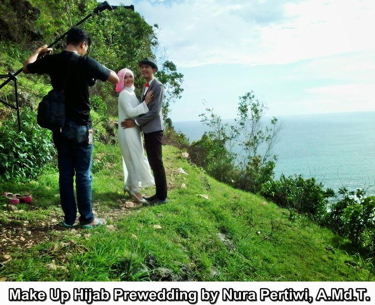 Nura Make Up Of ADITV: Paket Prewedding by Nura 087838874856/73F00765