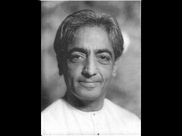 Krishnamurti: Ξεπερνώντας το φόβο