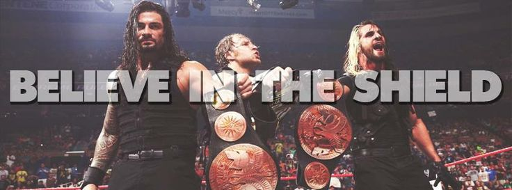 WWE The Shield | Facebook