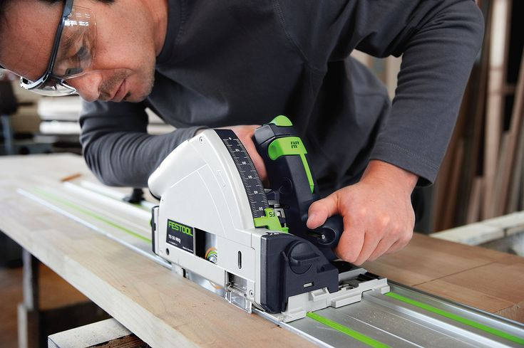 Festool TS 55 REQ Track Saw - Power Circular Saws - Amazon.com