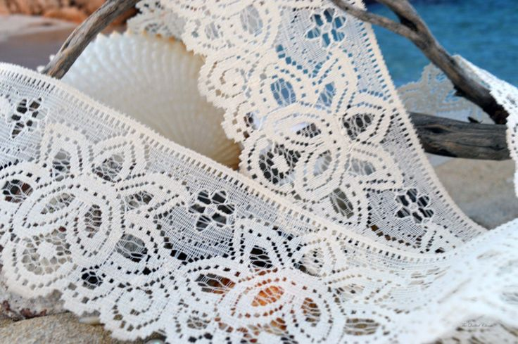 Cream Lace cr009 by TheQuiltedCheese on Etsy