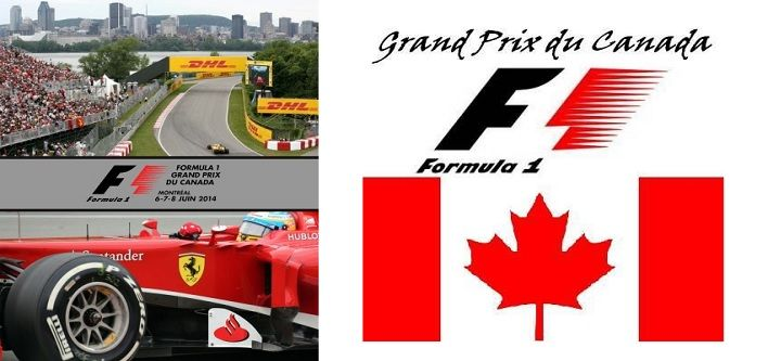 $49 and Up for a Grandstand Ticket to the Canadian Grand Prix in Montreal at Circuit Gilles Villeneuve, Choose from 3 Dates