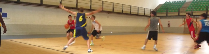Basketball-training sommercamp in Alicante Spanien