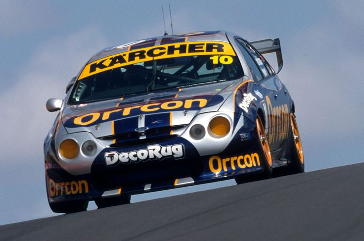 2001 Ford Falcon V8 Supercar: 265 Best Images About V8's On Pinterest