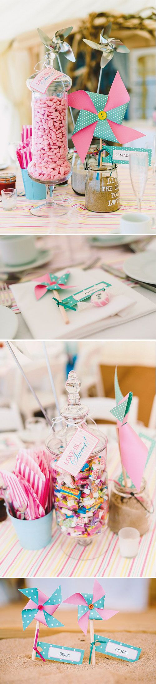 Seaside themed wedding #stationery by Orphans Press #Print
